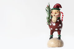 Folk Santa Royalty Free Stock Photos