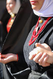 Folk of Sardinia Royalty Free Stock Images