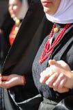 Folk of Sardinia Royalty Free Stock Images