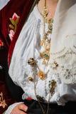Folk of Sardinia Royalty Free Stock Photo