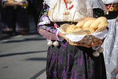 Folk of Sardinia Royalty Free Stock Photos