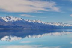 Folk ström, Nya Zeeland Royaltyfri Bild