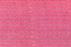 Folk striped silk Thailand royalty free stock image
