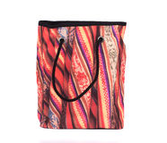 Folk style bag. Royalty Free Stock Photography