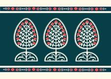 Folk tree Stock Image