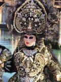 Folk venice karnevalmaskering royaltyfri foto