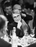 Folkersättare av Ukraina Yulia Timoshenko royaltyfria bilder