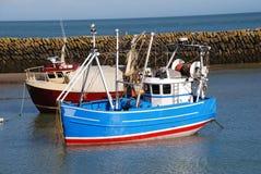 Folkestone Harbour, England Stock Image