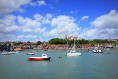 Folkestone Harbour England Stock Images