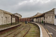 Folkestone, Kent, Reino Unido imagem de stock royalty free