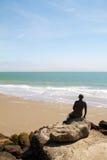 Folkestone-Meerjungfrau lizenzfreies stockbild