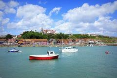 Folkestone seafront England Royalty Free Stock Images