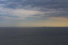 Folkestone sjösida Royaltyfri Fotografi