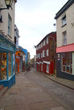 Folkestone town Stock Image