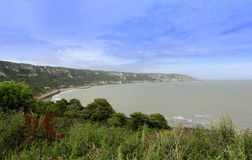 Folkestone Warren Kent England United Kingdom Image stock