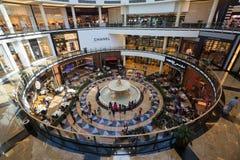 Galleria av emiratesna Fotografering för Bildbyråer