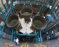 Saturn V raket Royaltyfria Bilder