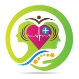 Folkhälsovård stock illustrationer