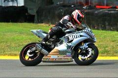 FOLKHOP Racing royaltyfri bild