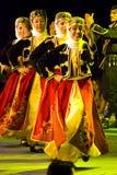folklor празднества Стоковое Изображение