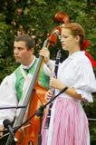 Folklor bez granic 2016 Obrazy Royalty Free