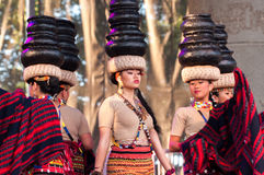 Folklorama в Виннипеге Стоковое Изображение