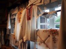 Folklore, Čičmany Stock Photos
