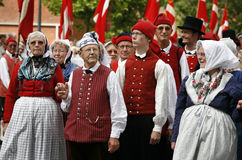 Folklore Stock Photography