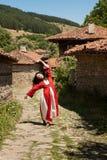 Folklore bulgare Photo libre de droits