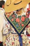 Folklore de la Provence Photographie stock libre de droits