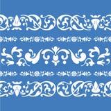 Folklore ornament pattern stock illustration