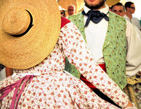 Folklore of Provence Stock Photography