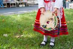 Folklore of Sicily Stock Photography