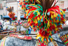 Folklore of Sicily Stock Images