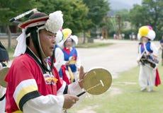 Folklore sud-coréen photos libres de droits