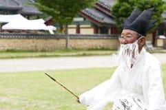 Folklore sud-coréen photo libre de droits