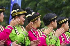 Folklore utan gränser 2016 Royaltyfri Fotografi