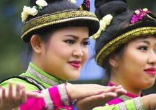 Folklore utan gränser 2016 Fotografering för Bildbyråer