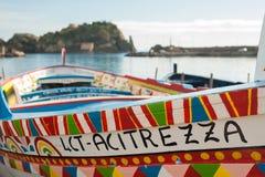 Folklore von Sizilien Lizenzfreies Stockbild