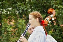 Folklore zonder grenzen 2016 stock afbeeldingen