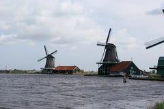 Folkloredorf Zaanse Shans, Holland Lizenzfreie Stockbilder