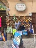Folkloremarknad Royaltyfri Bild