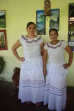 Folkloric latin american dress Stock Images