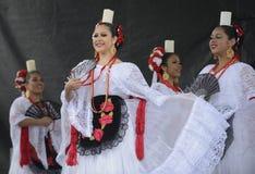 Folklorico Dancers Royalty Free Stock Photo
