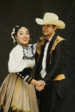 Folklorico Dancers Stock Images