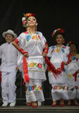 Folklorico Dancers Stock Photography