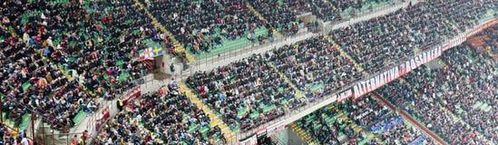 folkmassastadion Fotografering för Bildbyråer