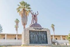 Hekte i Windhoek