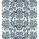 FolkPattern Illustrazione di Stock