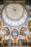 Folksightinre av Santa Maria della Salute Fotografering för Bildbyråer
